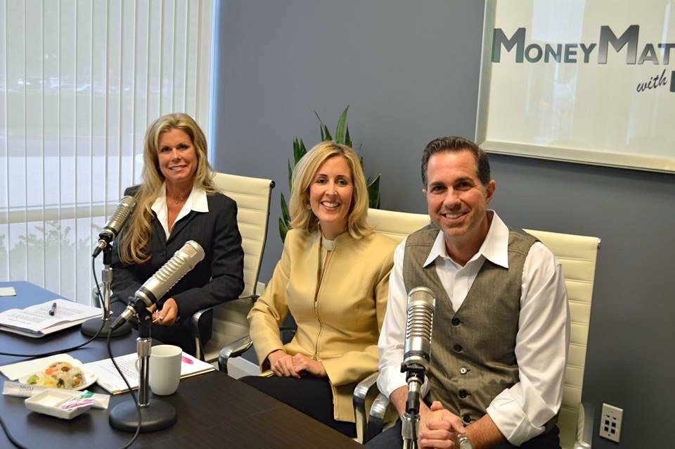 Colleen McNamee's Interview at Money Matters with Dino where she discussed about Financial Infidelity in California.