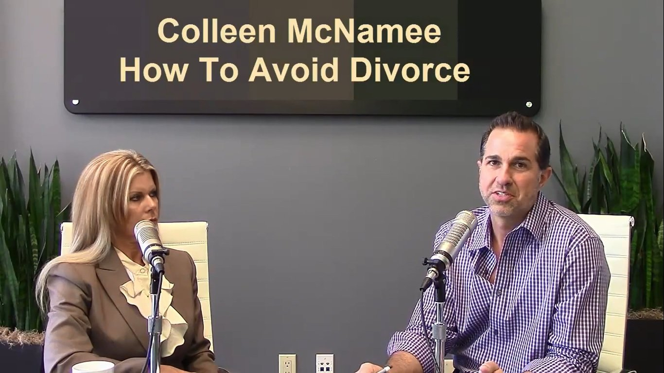 avoid divorce orange county family law perspective colleen mc e s interview at money matters dino she talks about the premarital workshops that