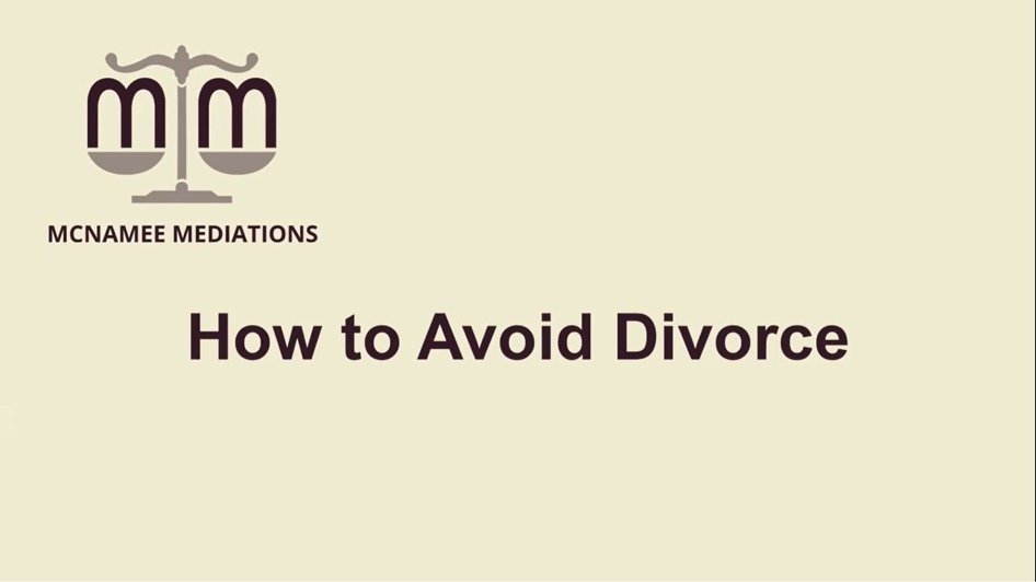 Colleen McNamee shares her expertise as a divorce mediator on the common causes of divorce and how to avoid it.
